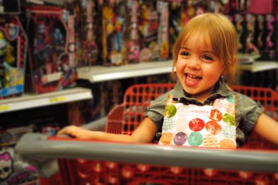 Wigglebib Shopping Cart Harness