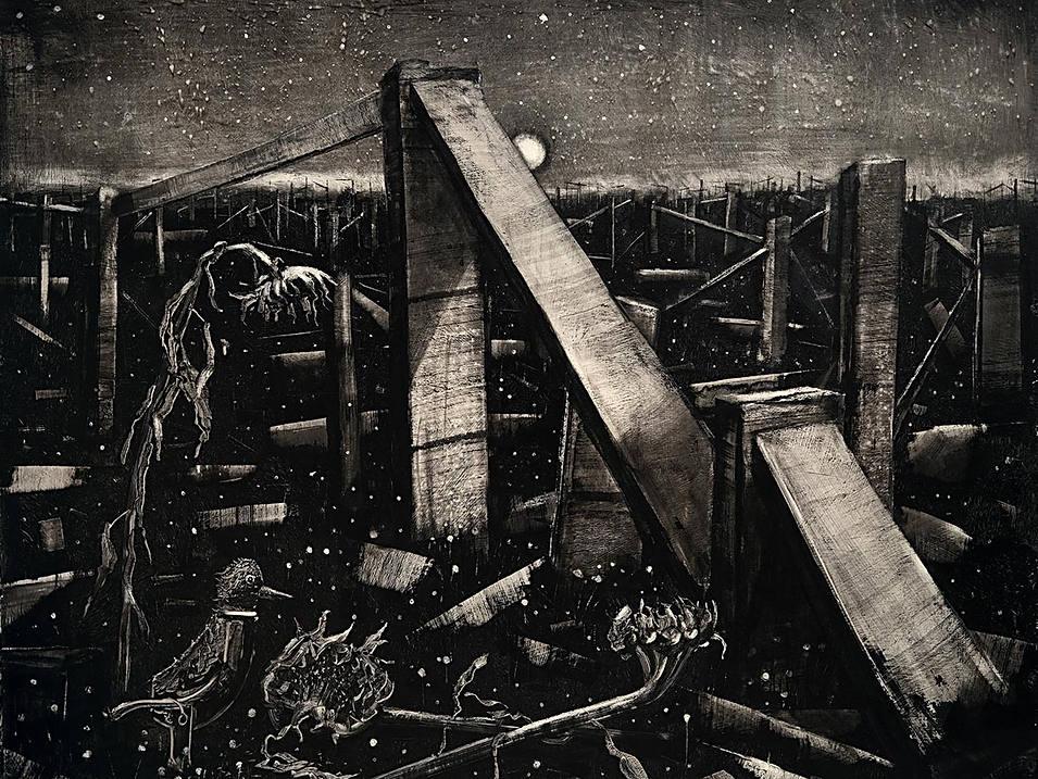 Broken Structures