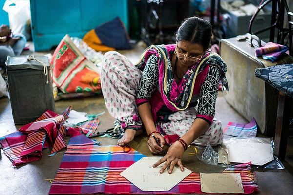 Handmaking process