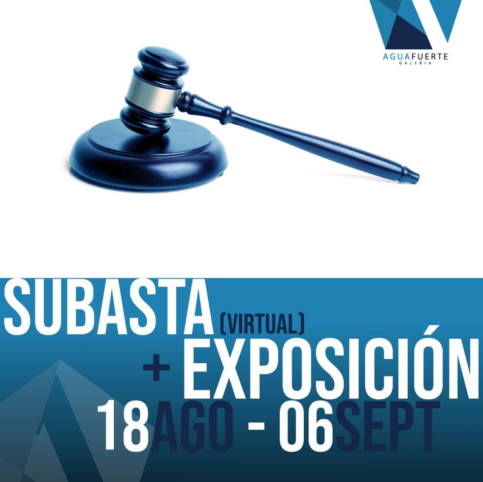 Expo Subasta XVII