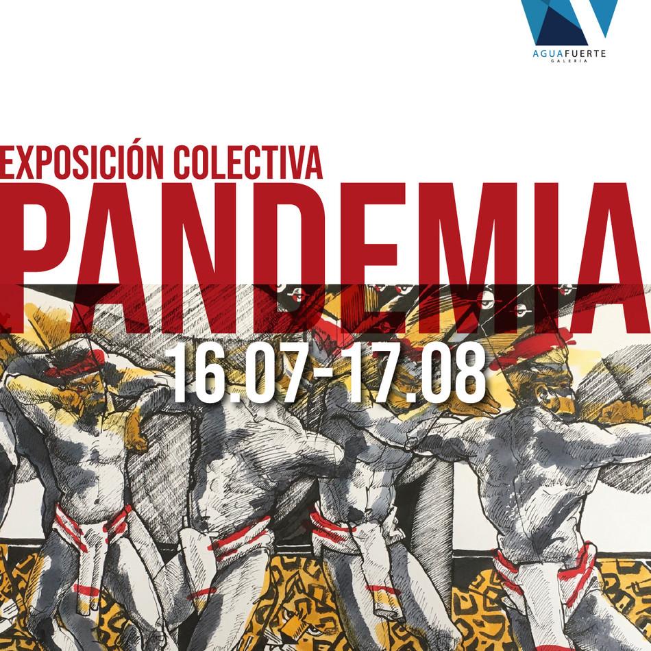 """""""Epidemia"""" / Expo Julio"""