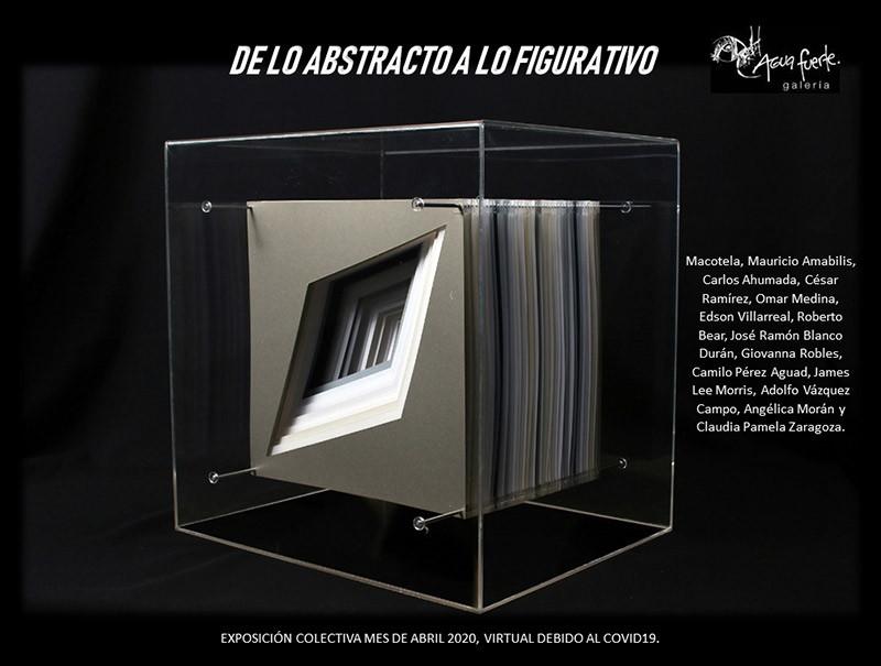 """""""Abstracto Figurativo"""" / Expo Abril"""