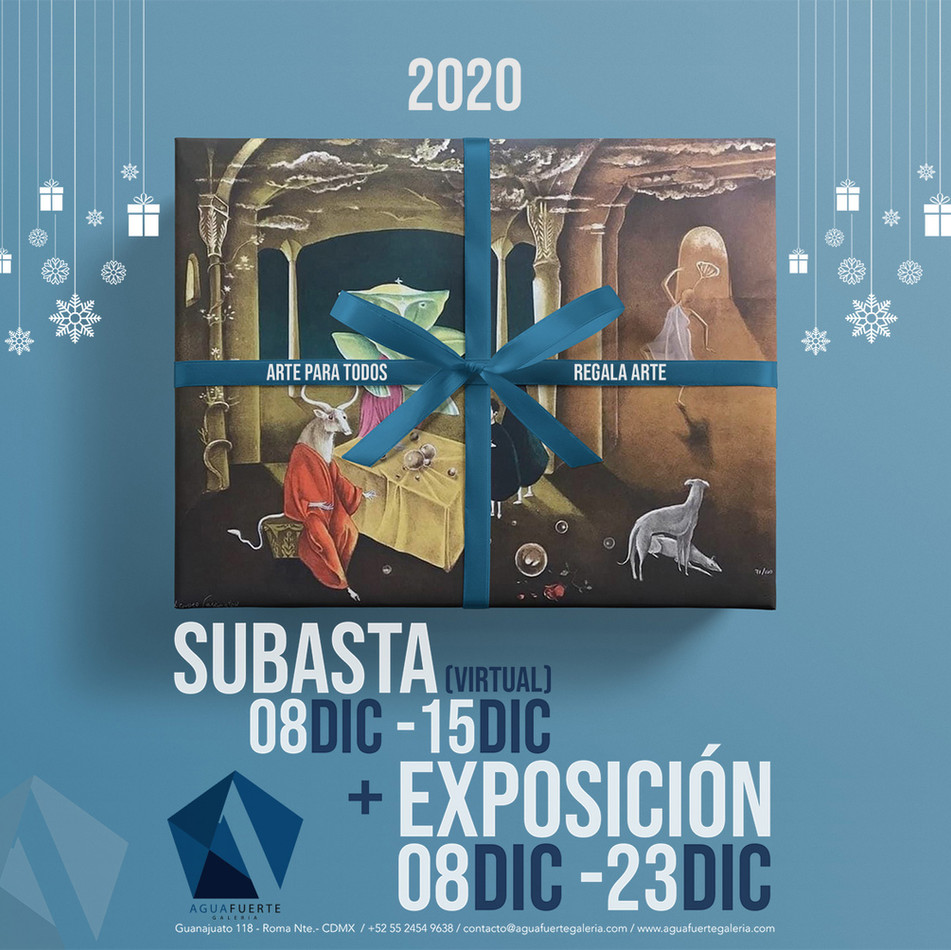 Expo Subasta XVIII
