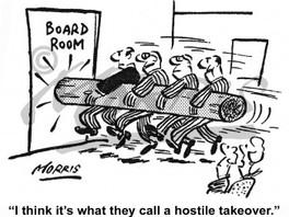 Ever-changing takeover regulation