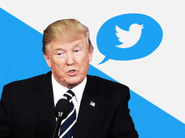 Donald and the Dow: Trump's Tweets and their effects on Stock Markets
