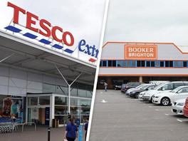 Tesco acquires Booker in a £3.7 BN transaction