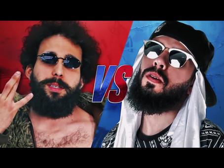 Emicouto vs Mussoumano - Batalha de Youtubers