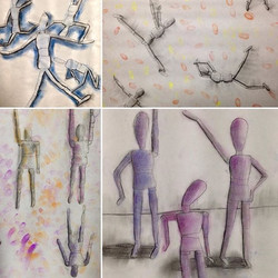 Creative Figure Study Compositions