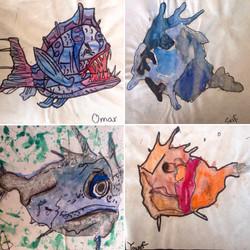 Sea Creatures