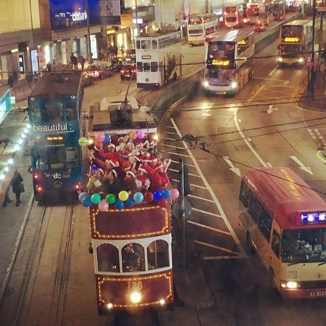 HK Party Bus
