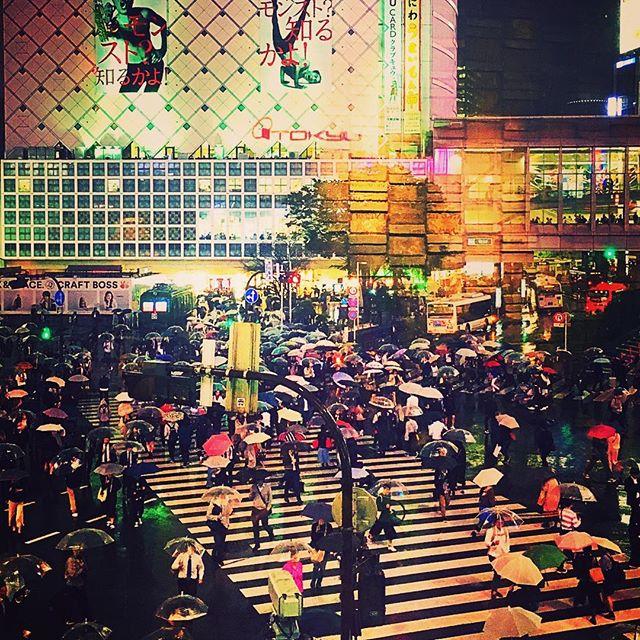 #Tokyo crossing