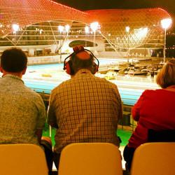 F1 spectators