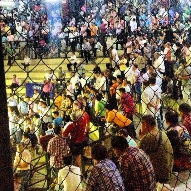 #muaythai #fans #thailand