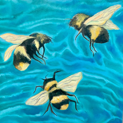 The Bees & The Lake