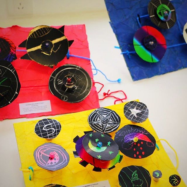 These kinetic artworks were such a great way to explore simple machines! #grade2art #msjensartroom #