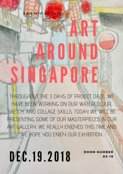 Art Around Singapore
