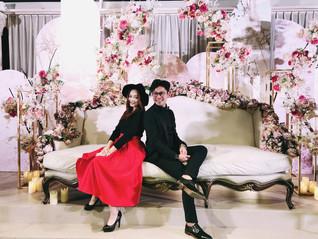 2019婚宴試菜|翡麗詩莊園