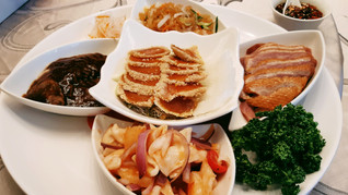 2019婚宴試菜|彭園台北館