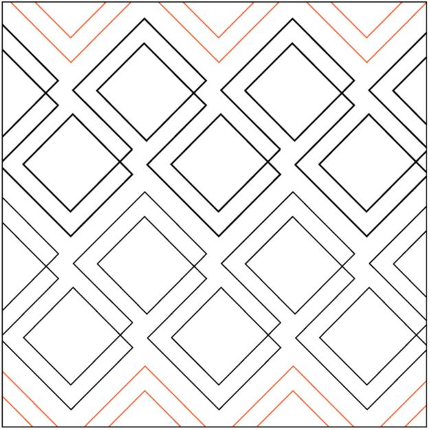 Diagonal Plaid