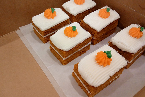 Pumpkin Tea Cakes