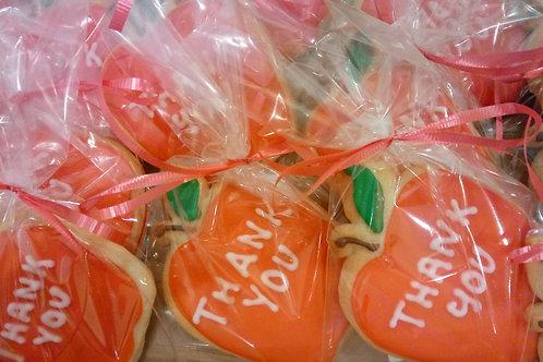Teacher Appreciation Cookie