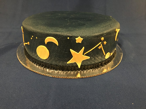 Constellation cake