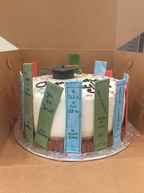 Graduation Cake #4