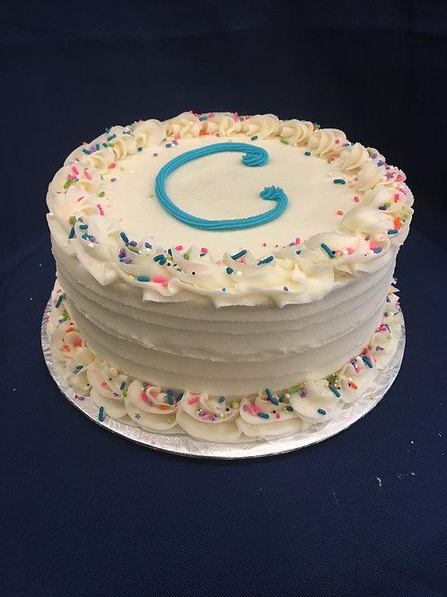 """8"""" Round Cake"""