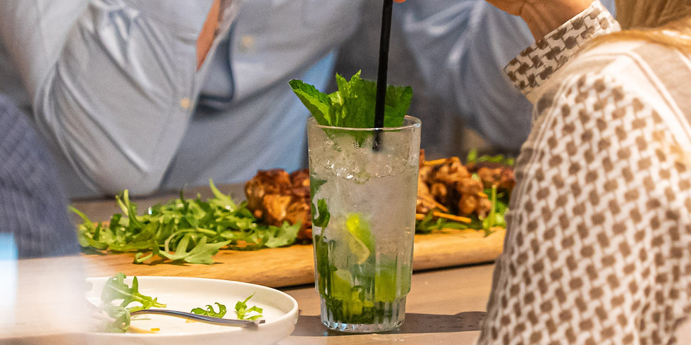 Brix Cocktail Lunch - Saturday 3rd April 1pm