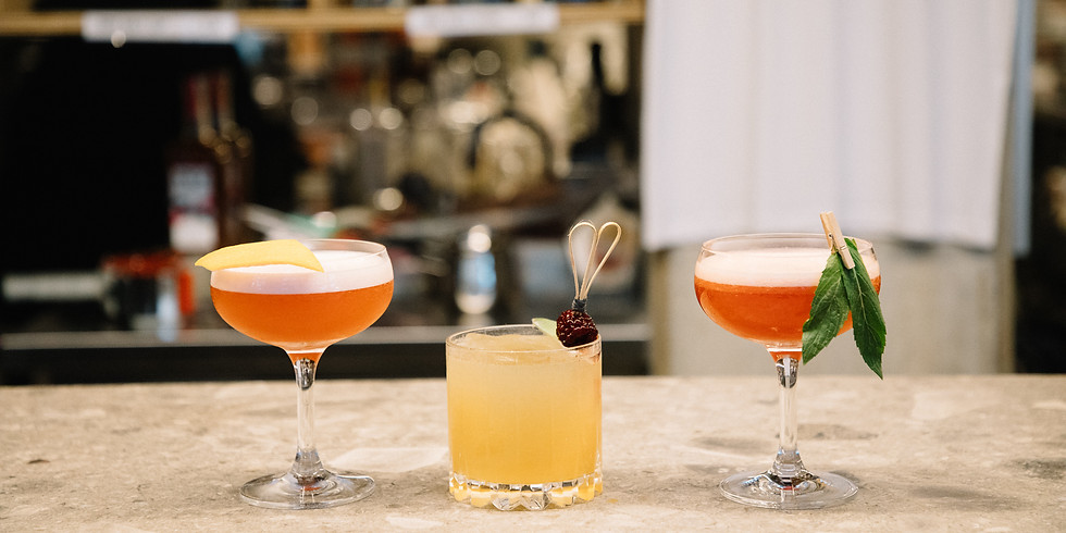 Brix Cocktail Masterclass