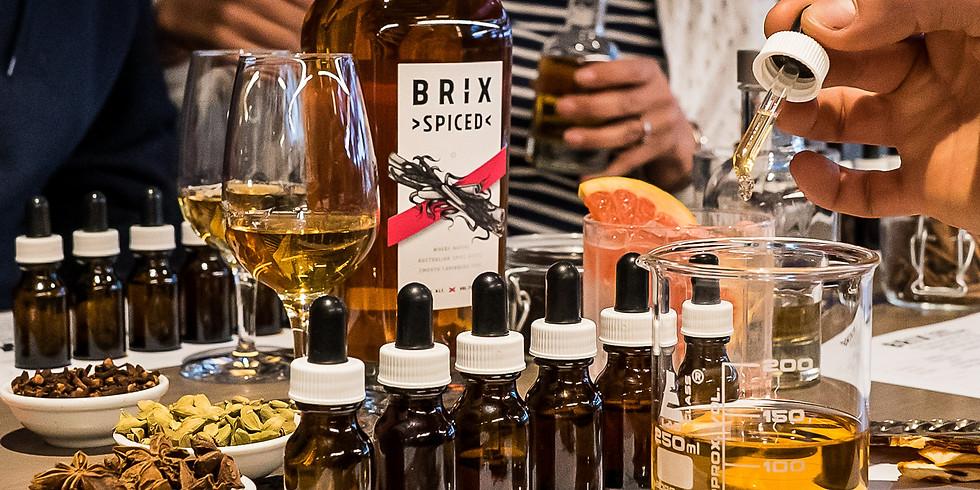 Brix Rum School - Rum Spicing Class Saturday 22nd May