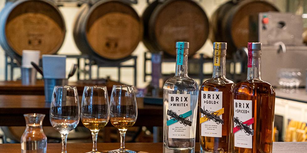 Brix Distillery Tour - Friday 24 September