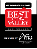 Arizona Foothills Awards