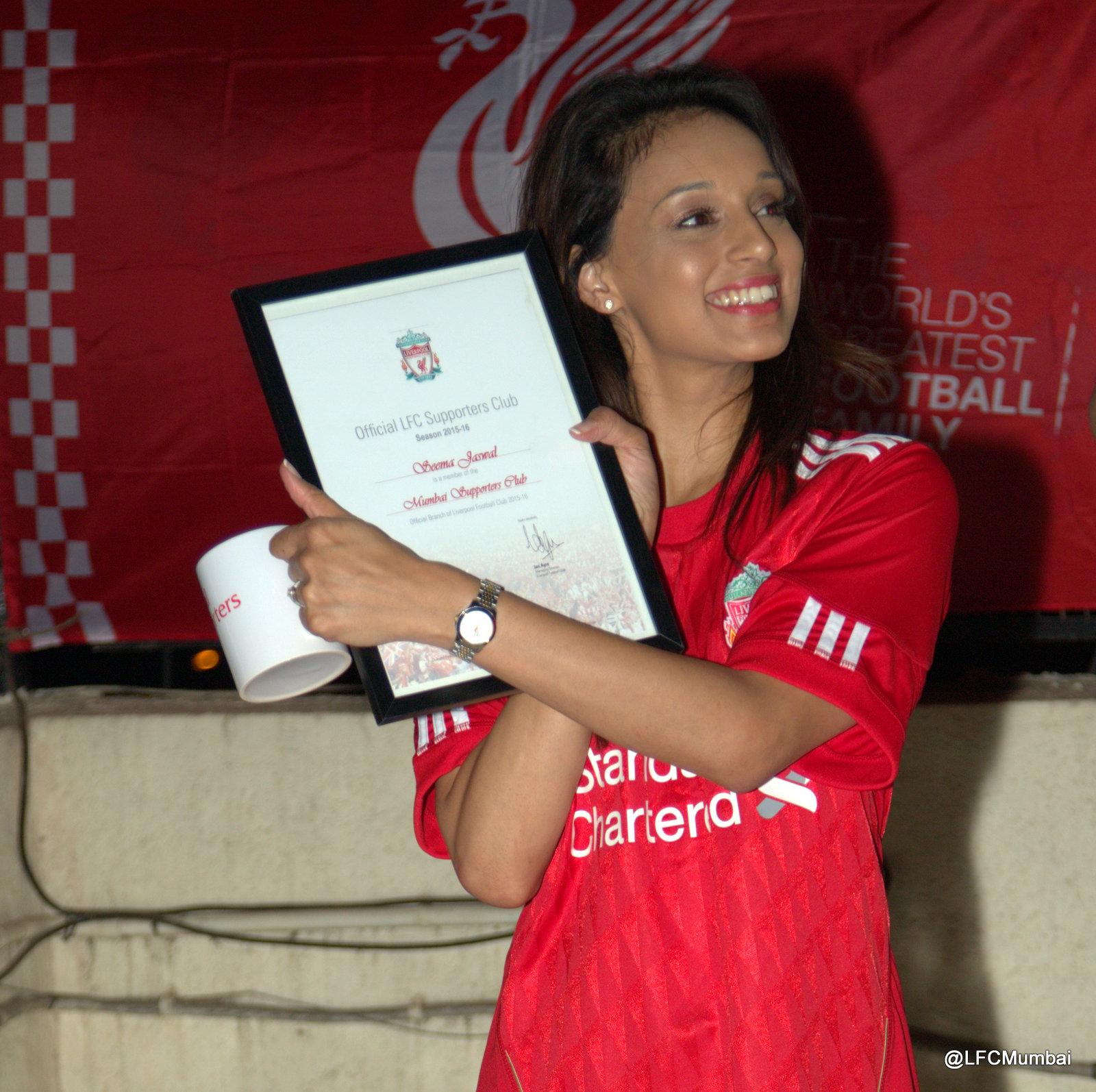 Honorary LFC Mumbai Membership
