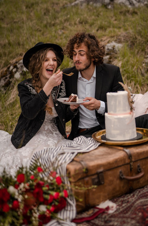 prostě šťastná Klárka a Adam