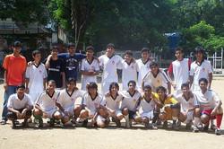 The 2008 LMSC Team.