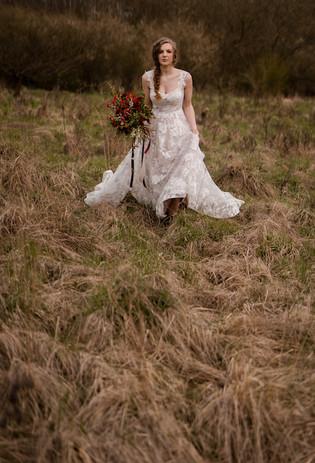 prostě šťastná nevěsta Klárka