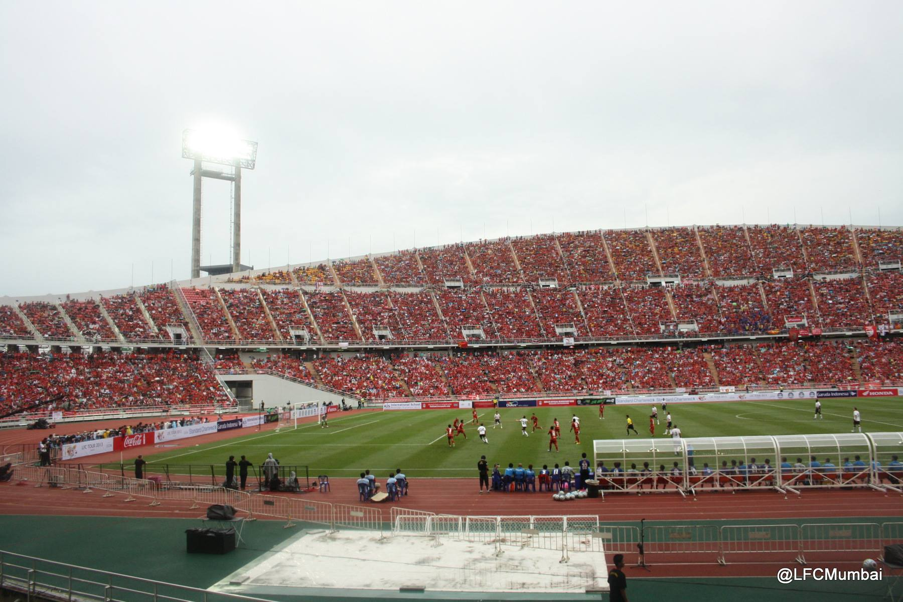 The Rajamangala Stadium