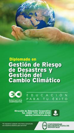 Gestión de Riesgo de Desastres y Gestión del Cambio Climático