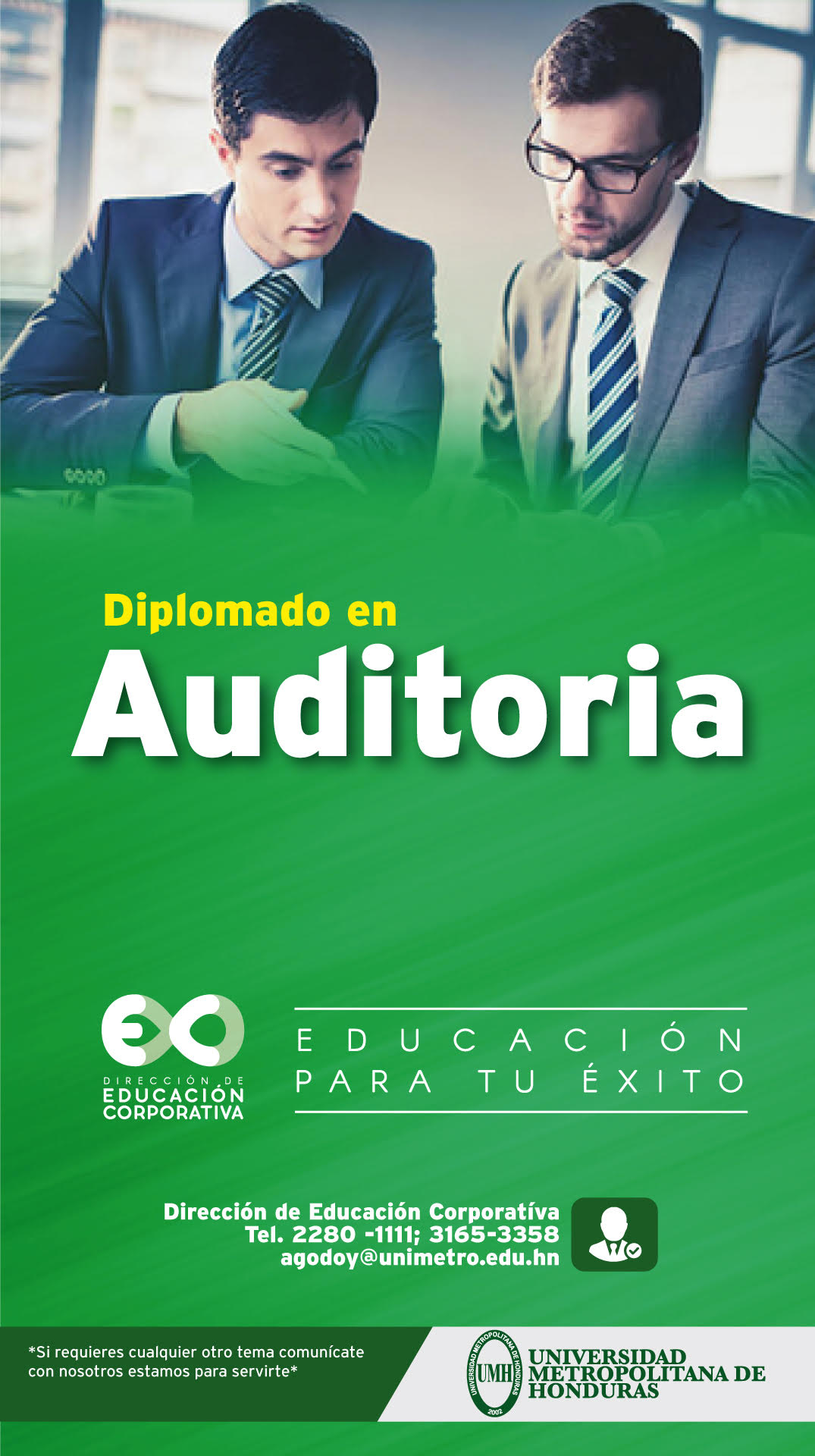 Diplomado de Auditoria