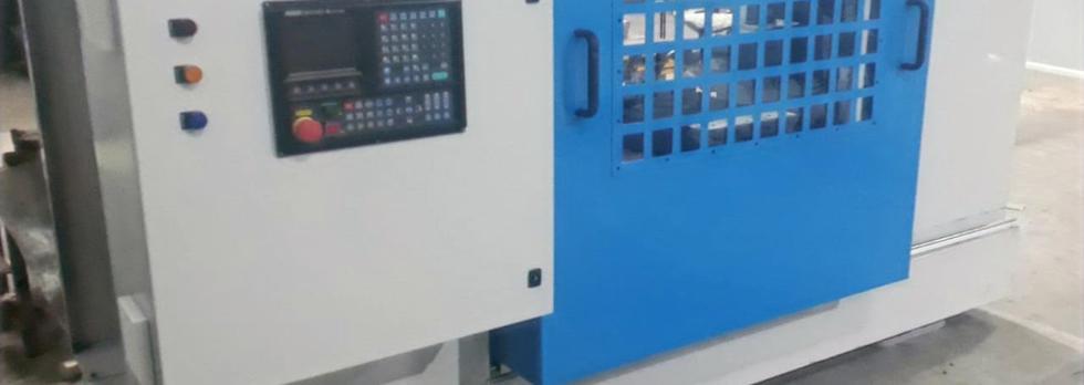 CNC Tube Spinning Machine