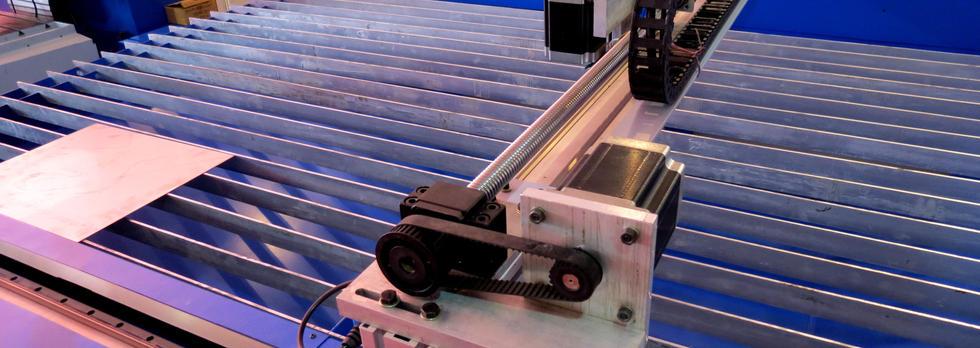 Gantry type machines