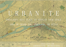 Urbanite card with address and media4.pn
