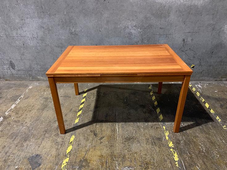 Ansager Mobler Danish Teak Extendable Dining Table - Mid Century Modern