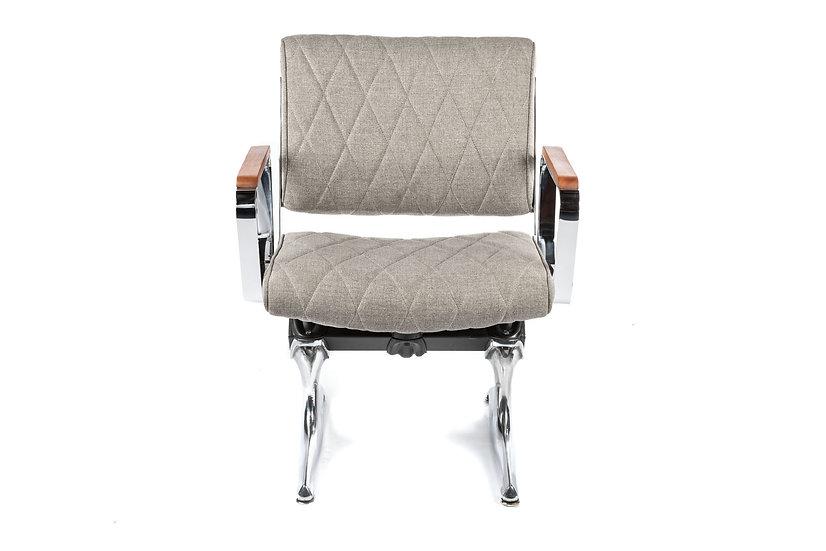 PDXoriginals Powell Accent Chair - Slate Diamond