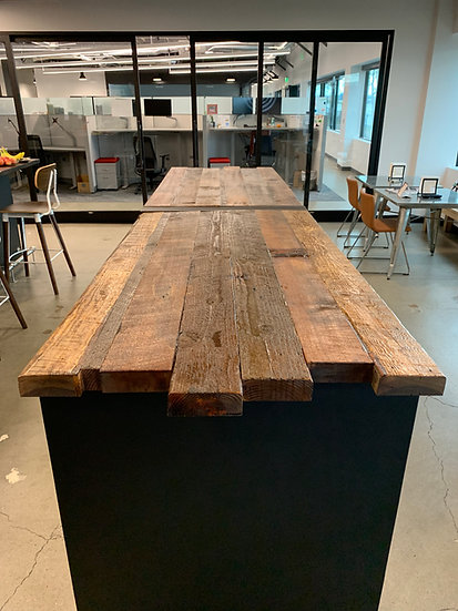 PDXoriginals Reclaimed Bar Tables