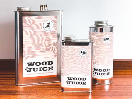 Wood juice is here!