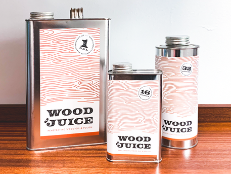 Wood juice is here!