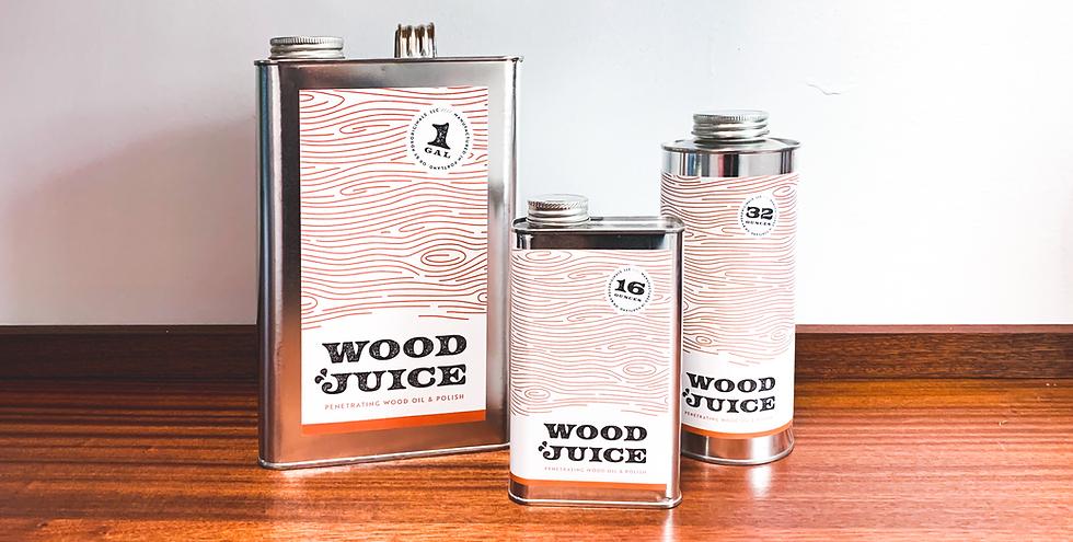 Wood Juice Penetrating Wood Oil and Polish