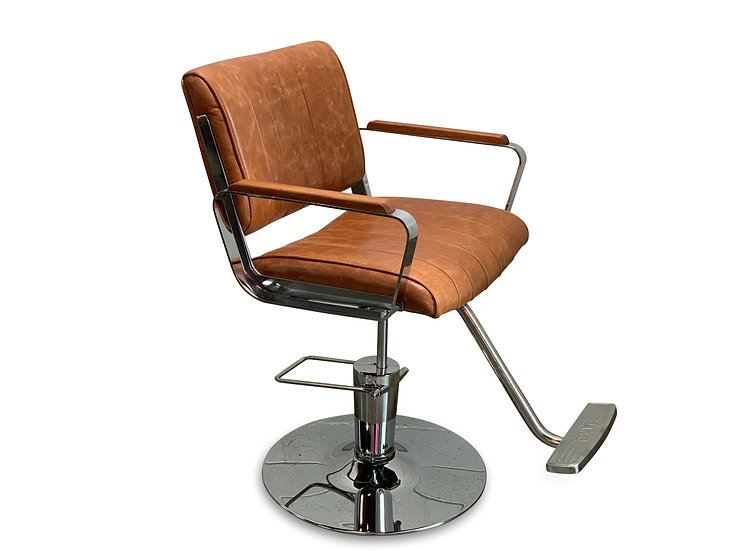 Chromcraft Airport Barber Chair